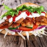 Chicken Donner Kebab